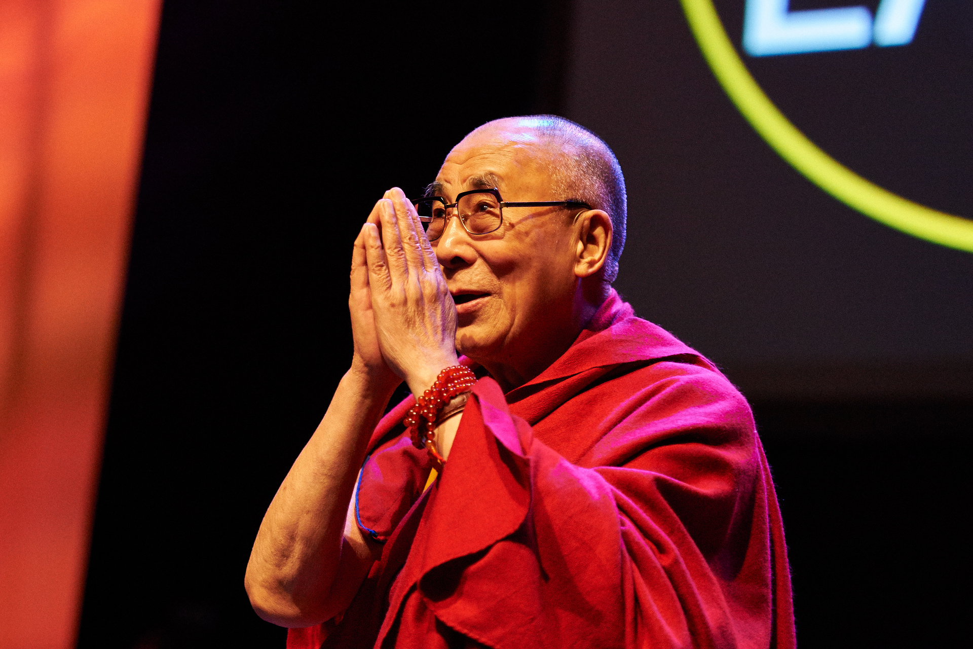 His Holiness the Dalai Lama the 14th Dalai Lama